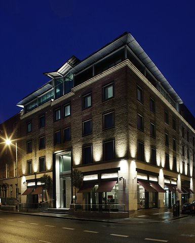 The Morrison, a DoubleTree by Hilton Hotel - Hotel Exterior Night