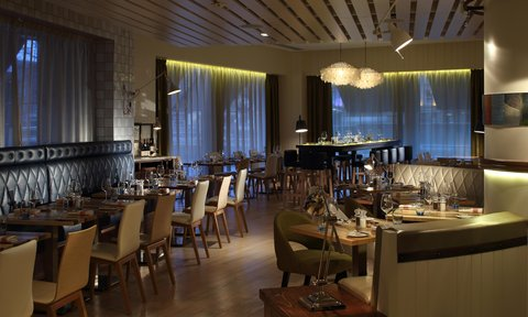 The Morrison, a DoubleTree by Hilton Hotel - Morrison Grill