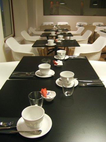 Interhotel Windsor - Breakfast room