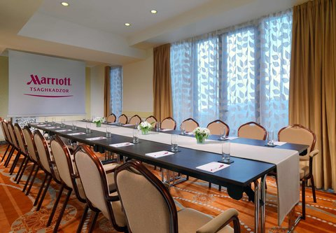 Tsaghkadzor Marriott Hotel - Hatis Meeting Room