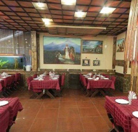 FrantHotel Hotel Volgograd - Restoran