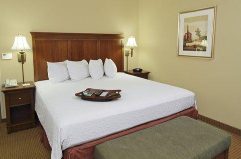 Hampton Inn Hagerstown - Maugansville - King Guest Room