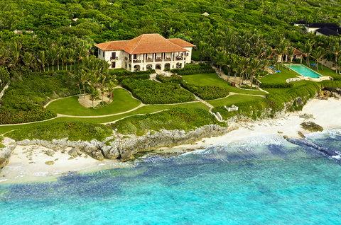 Tortuga Bay Hotel - Casa Guayacan  ocean front  6 bedrooms