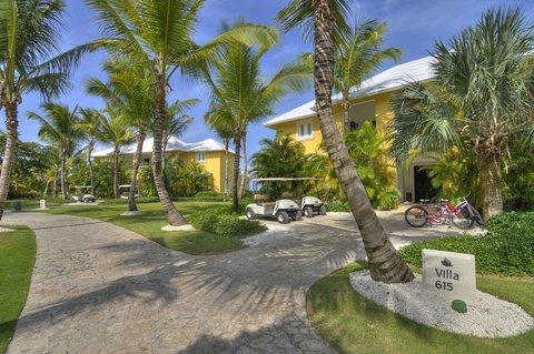 Tortuga Bay Hotel - Villa Golf Cart