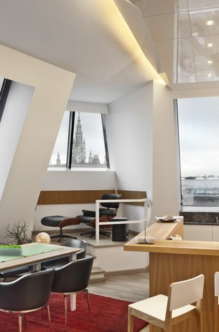 LiViN Wien Parlament - Guest Room View at LiV iN Residence by Fleming s