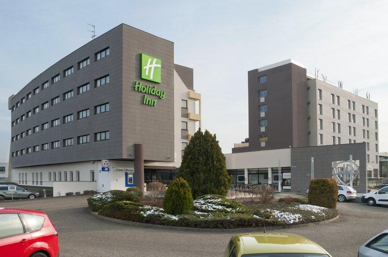 Holiday Inn Strasbourg Airport Vue extérieure
