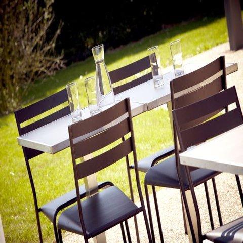 Hotel Restaurant Campanile Lille Est Hem - Terrace