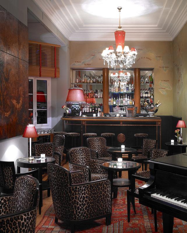 Hotel Belles Rives Bar/Lounge