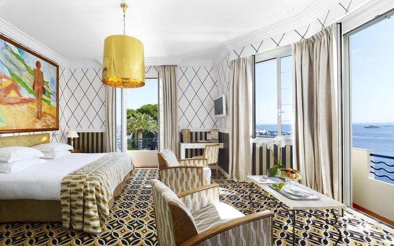 Hotel Belles Rives Zimmeransicht