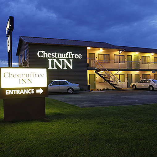 Chestnut Tree Inn Portland Mall 205 Motel - Portland, OR