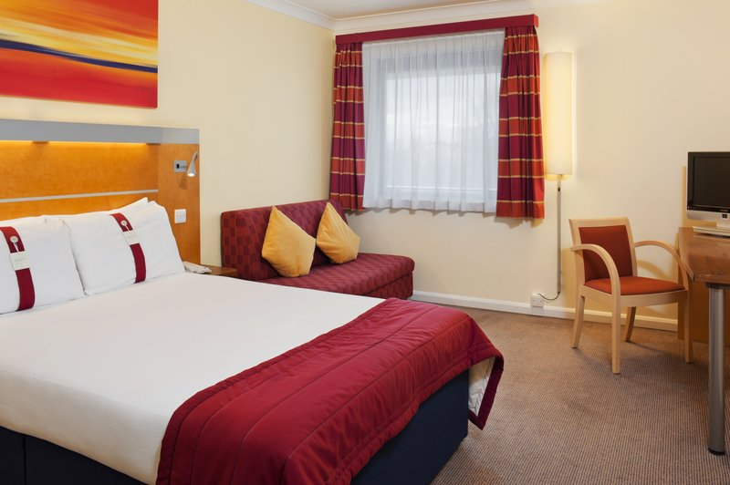 Holiday Inn Express London-Golders Green North Zimmeransicht