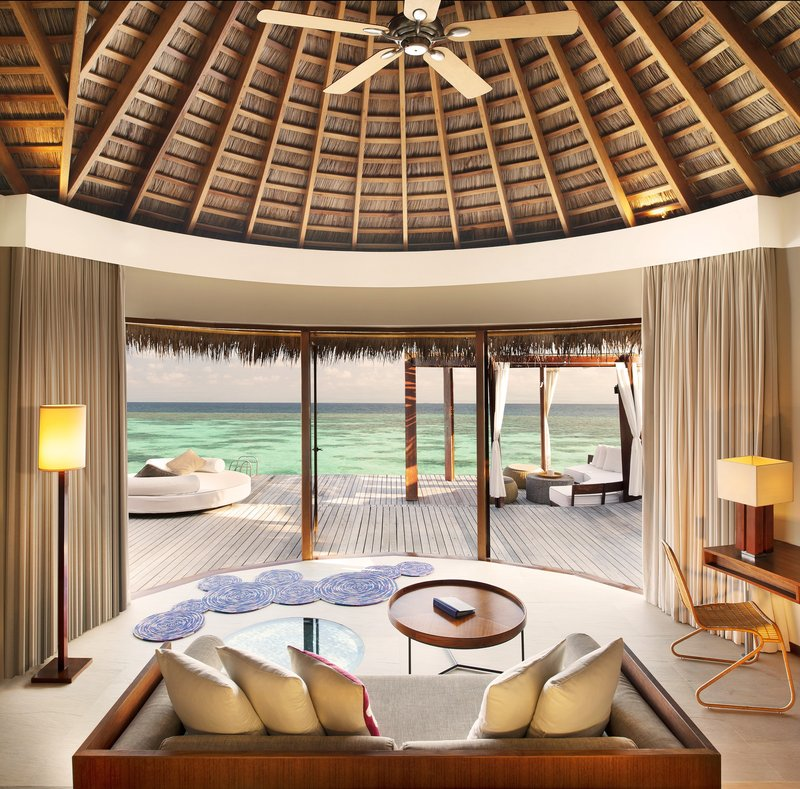 W Retreat & Spa - Maldives Vista do quarto