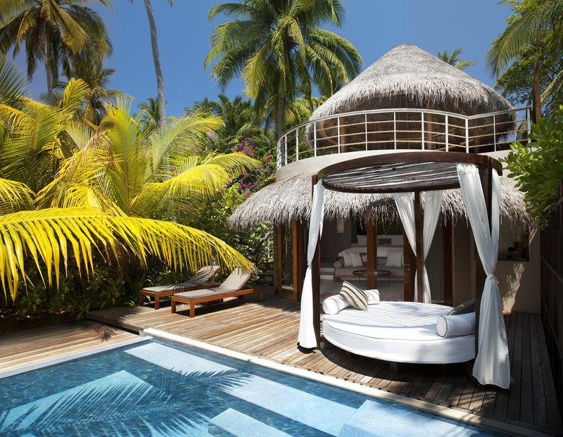 W Retreat & Spa - Maldives Vista da piscina