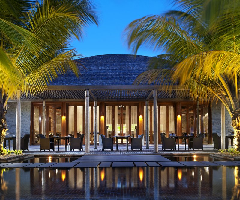 W Retreat & Spa - Maldives Gastronomia