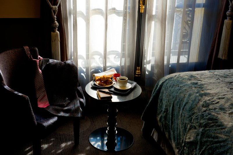 Hotel Lumen Paris Louvre Kameraanzicht