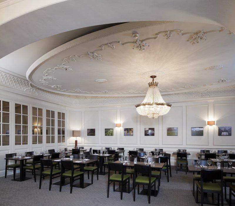 Holiday Inn London-Mayfair Étkezés
