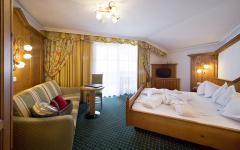 Falkensteinerhof Hotel Vals - Standard Room