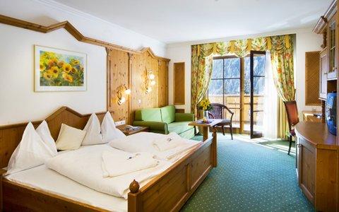 Falkensteinerhof Hotel Vals - Royal Suite