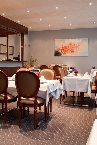 Sagitta Swiss Q Hotel - Breakfast room