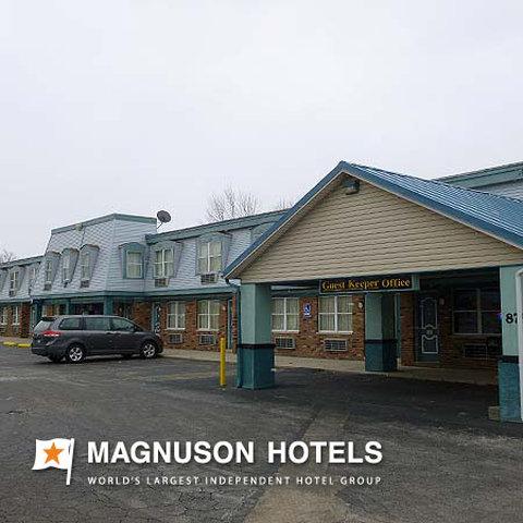 Guest Keeper Inn - Watermark