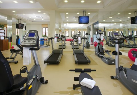 Tsaghkadzor Marriott Hotel - Fitness Center