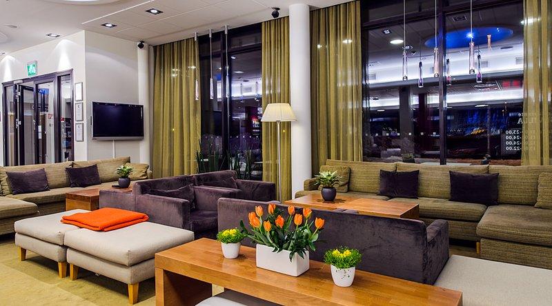 Sokos Hotel Tapiola Garden Előcsarnok