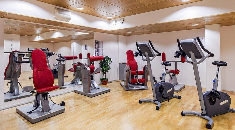 Sokos Hotel Tapiola Garden Fitneszklub
