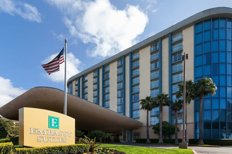 Embassy Suites San Francisco Airport - South San Francisco Fasad