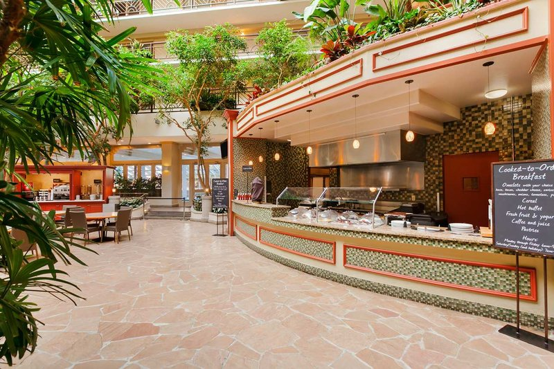 Embassy Suites San Francisco Airport - South San Francisco Restaurang
