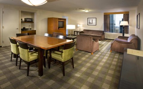 Embassy Suites Chicago DowntownLakefront - Presidential Suite
