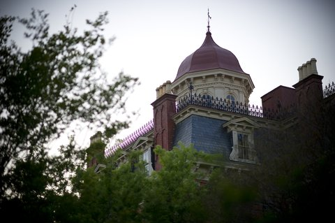 Wentworth Mansion - Our rooftop cupola looks out over Charleston