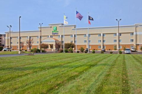 Holiday Inn Express BOWLING GREEN - Exterior Feature