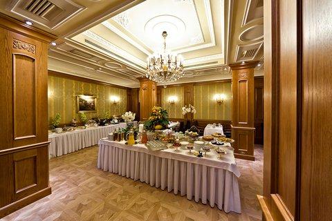 Grandhtl Majestic Gia Baglioni - Sala Colazioni