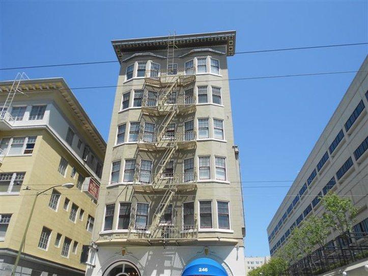 Abigail Hotel - San Francisco, CA