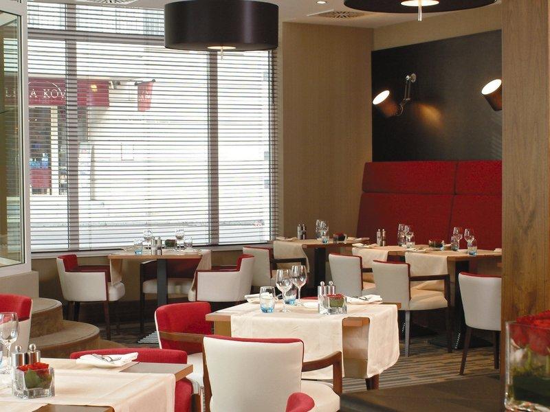 Radisson Blu EU Hotel, Brussels Gastronomy