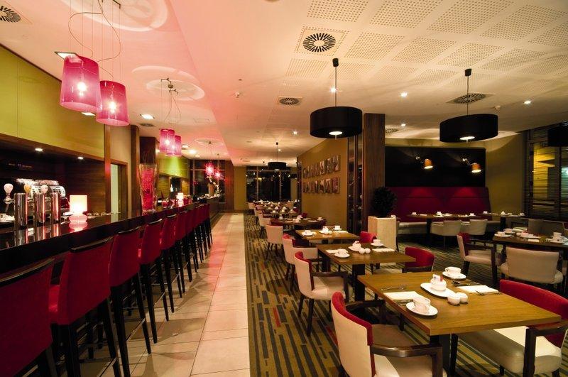 Radisson Blu EU Hotel, Brussels Bar/lounge