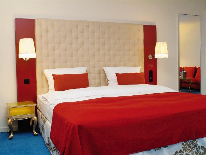 Radisson Blu EU Hotel, Brussels View of room