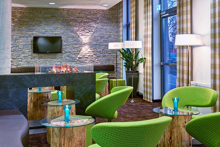 Holiday Inn Express Augsburg Lobby
