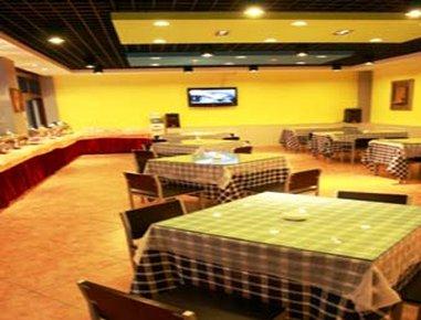 Super 8 Hotel Lanzhou Square Ресторанно-буфетное обслуживание