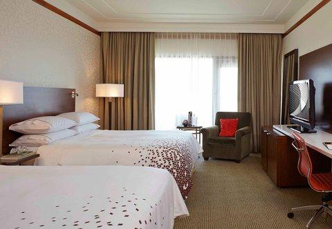 Renaissance Concourse Atlanta Airport Hotel - Queen Queen Guest Room