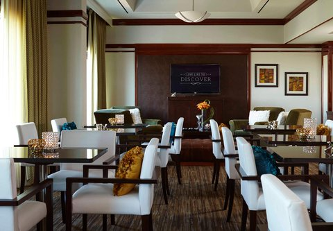 Renaissance Concourse Atlanta Airport Hotel - Club Lounge