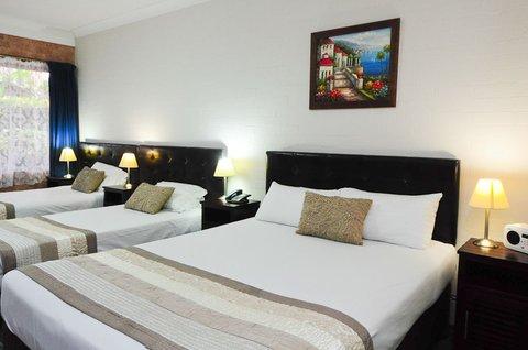 Sanctuary Resort - Australis Hotel Sanctuary Superior Family Room