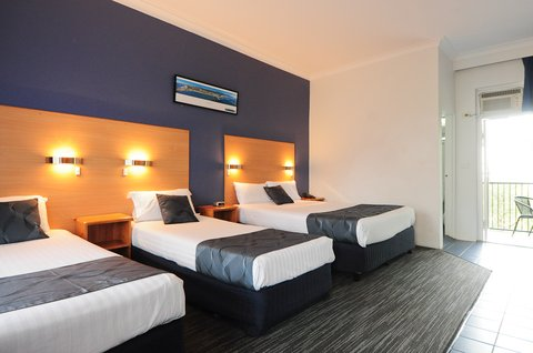 Sanctuary Resort - Australis Hotel Sanctuary Deluxe Family Room