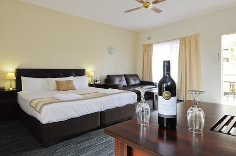 Sanctuary Resort - Australis Hotel Sanctuary Superior King Room
