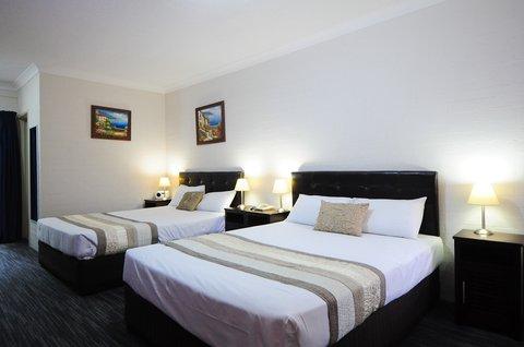 Sanctuary Resort - Australis Hotel Sanctuary Deluxe Twin Room