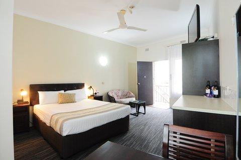 Sanctuary Resort - Australis Hotel Sanctuary Deluxe Queen Room