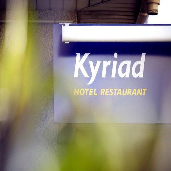 Kyriad Valence Nord Вид снаружи