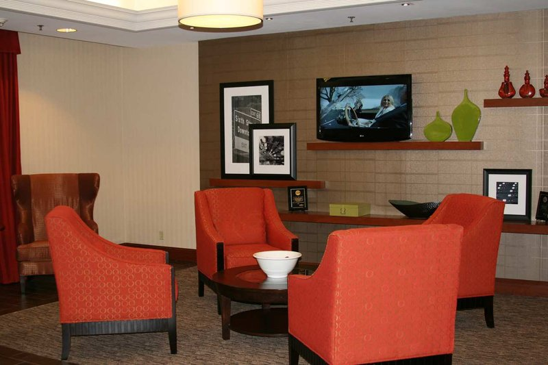 Hampton Inn St. Louis Southwest, MO 前厅