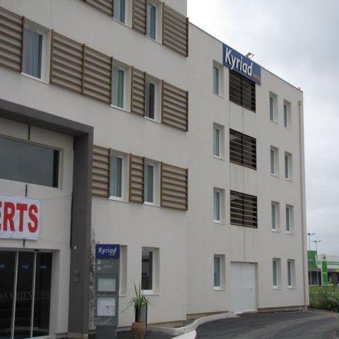 Kyriad Paris Nord Gonesse Parc des Expositions - Exterior View