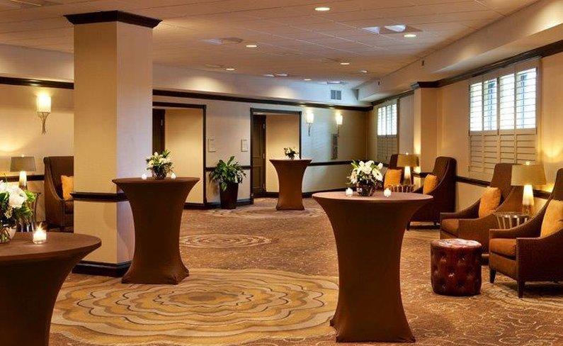 Crowne Plaza Hotel Atlanta Airport Ресторанно-буфетное обслуживание